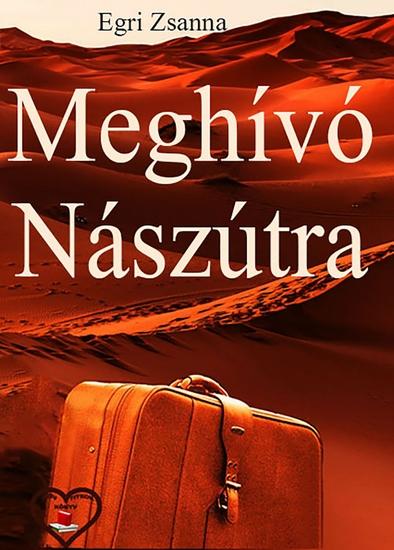 Meghívó nászútra - cover