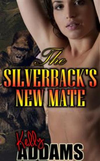 The Silverback's New Mate - cover