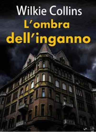 L'ombra dell'inganno (Mistery) - cover