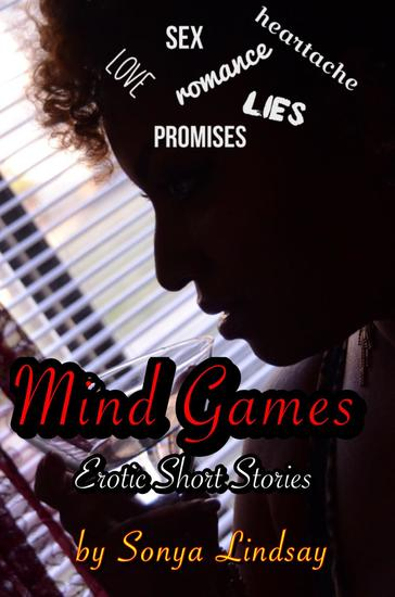 Mind Games Erotic Short Stories - cover