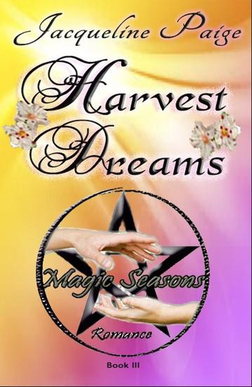 Harvest Dreams - Magic Seasons Romance #3 - cover