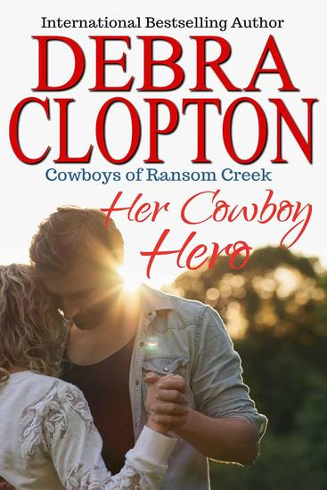 Her Cowboy Hero - Cowboys of Ransom Creek #1 - cover