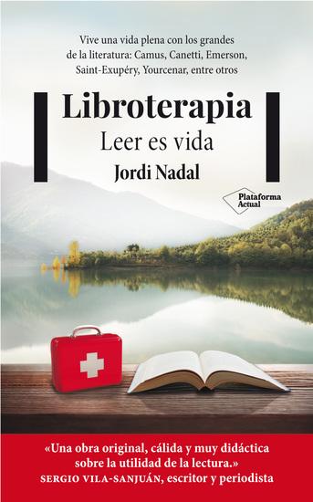 Libroterapia - Leer es vida - cover