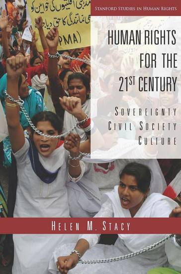 Human Rights for the 21st Century - Sovereignty Civil Society Culture - cover