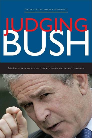 Judging Bush - cover