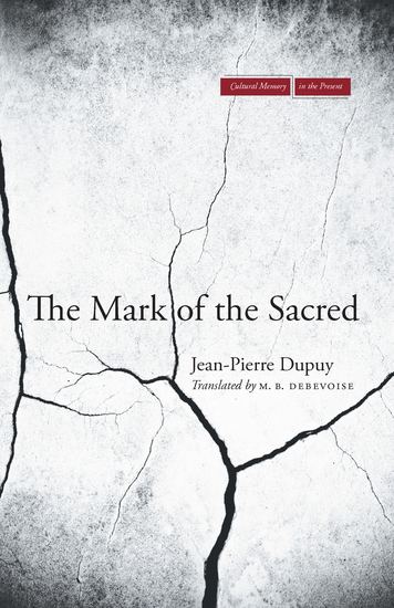 The Mark of the Sacred - cover