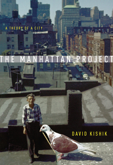 The Manhattan Project - A Theory of a City - cover