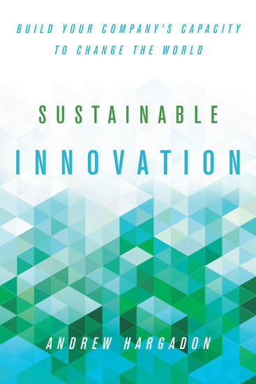 Sustainable Innovation - Build Your Company's Capacity to Change the World - cover