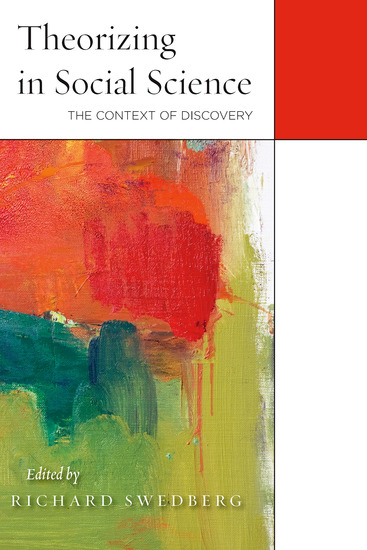 Theorizing in Social Science - The Context of Discovery - cover