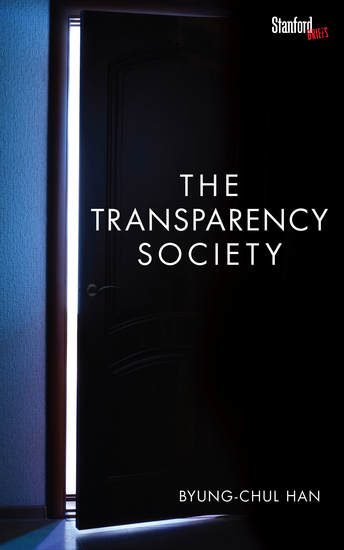 The Transparency Society - cover