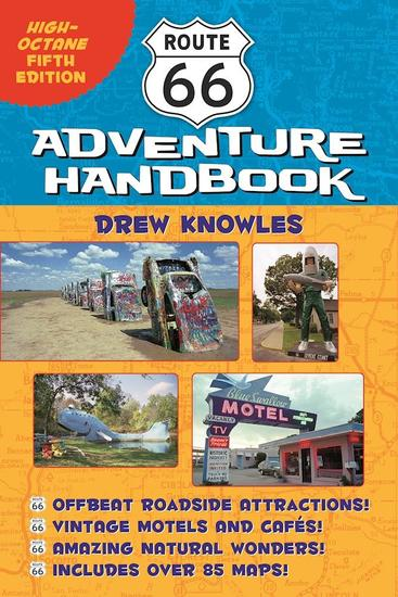 Route 66 Adventure Handbook - High-Octane Fifth Edition - cover
