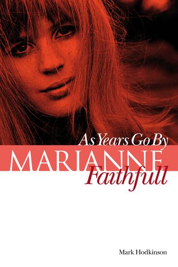 Marianne Faithfull: As Years Go By - cover