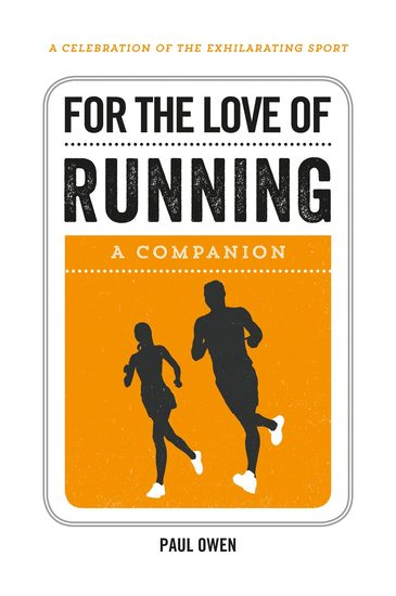 For the Love of Running - A Companion - cover