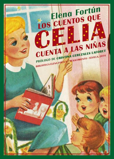 Los cuentos que Celia cuenta a las niñas - cover