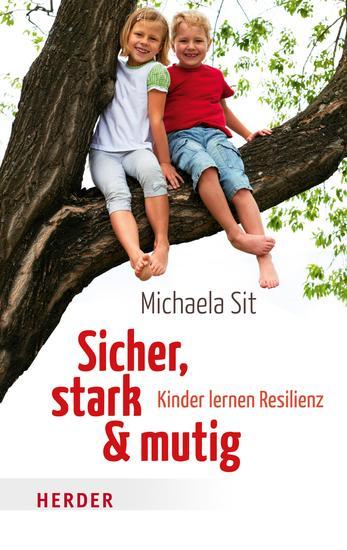 Sicher stark & mutig - Kinder lernen Resilienz - cover