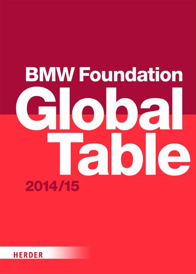 Global Table - cover
