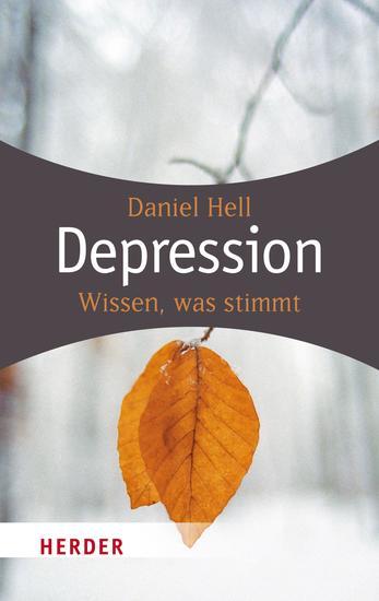 Depression - Wissen was stimmt - cover