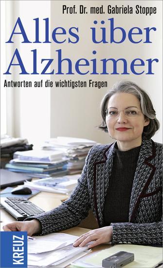 Alles über Alzheimer - Antworten auf die wichtigsten Fragen - cover