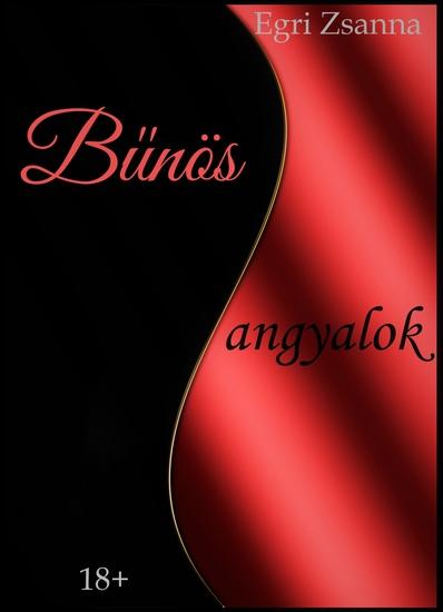 Bűnös angyalok - cover