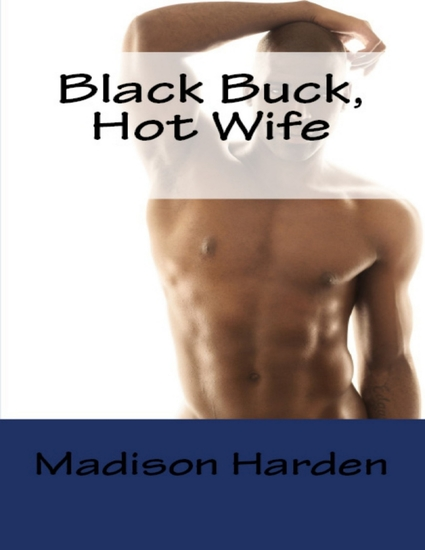 Black Buck Hot Wife - cover