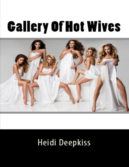 Gallery Of Hot Wives - cover