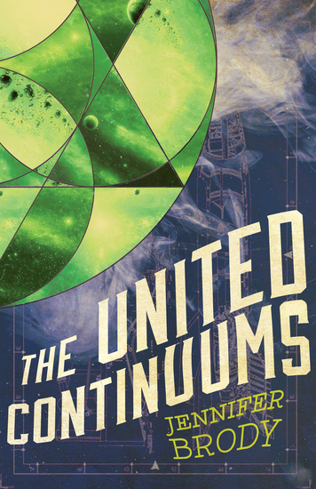 The United Continuums - The Continuum Trilogy Book 3 - cover