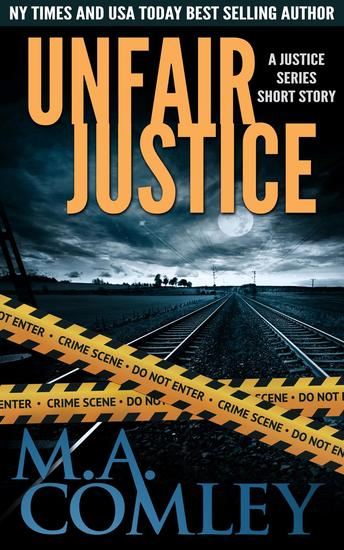 Unfair Justice - Justice series - cover