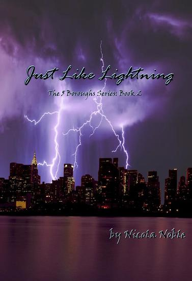 Just Like Lightning - The 5 Boroughs Series #2 - cover