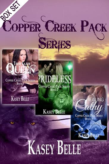 Copper Creek Pack Series Box Set - Copper Creek Pack Series - cover
