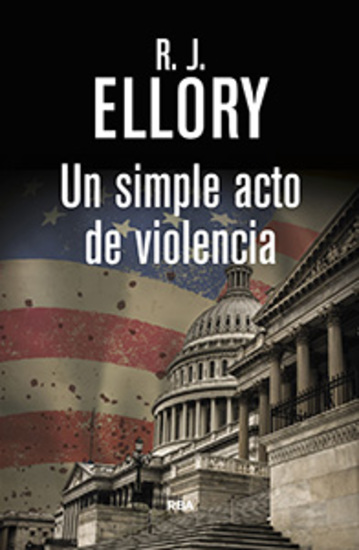 Un simple acto de violencia - cover