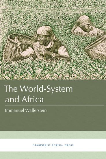 The World-System and Africa - cover