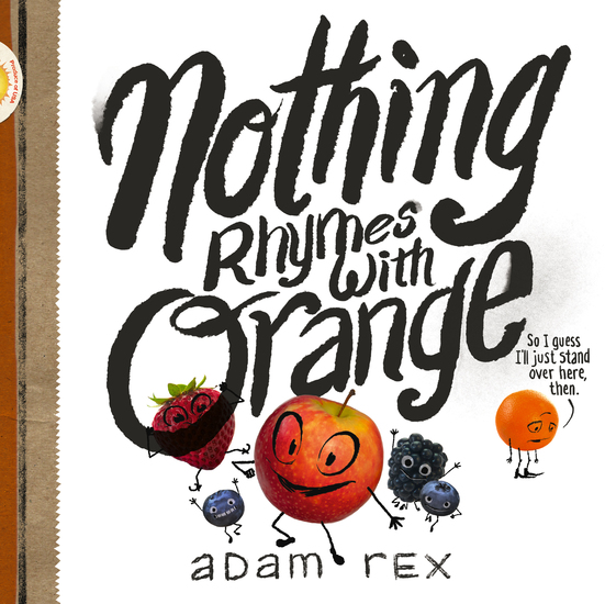Nothing Rhymes with Orange - cover