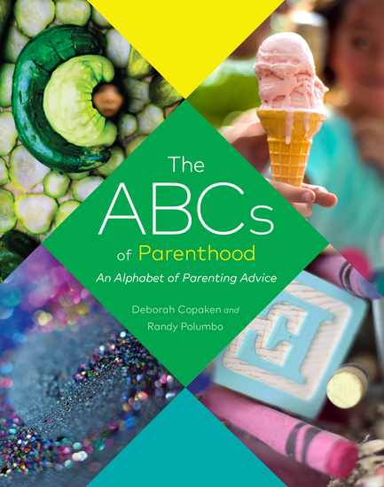 The ABCs of Parenthood - An Alphabet of Parenting Advice - cover