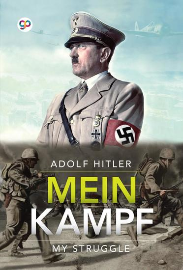 Mein Kampf - My Struggle - cover