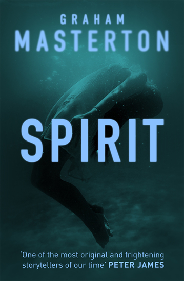 Spirit - spine-chilling horror from a true master - cover