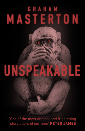 Unspeakable - dark horror from a true master - cover