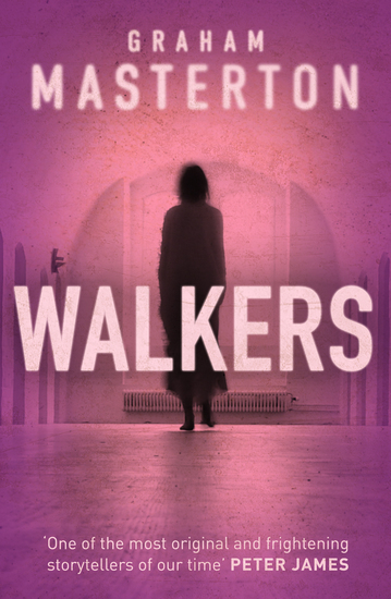 Walkers - chilling horror from a true master - cover