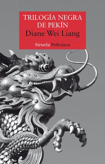 Trilogía negra de Pekín - cover