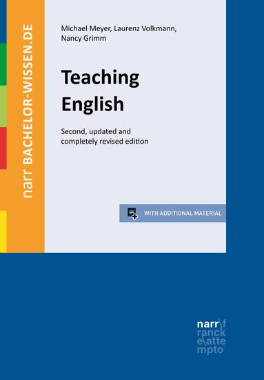 Teaching English - cover