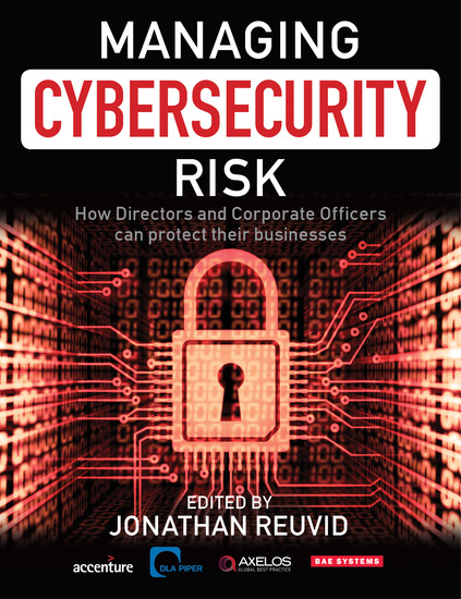 Managing Cybersecurity Risk - How Directors and Corporate Officers Can Protect their Businesses - cover