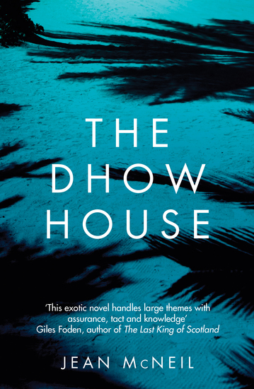 The Dhow House - cover