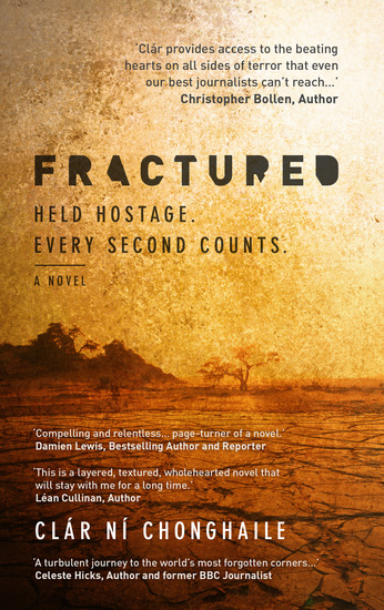 Fractured: Shortlisted for the Amazon Rising Star Award - cover