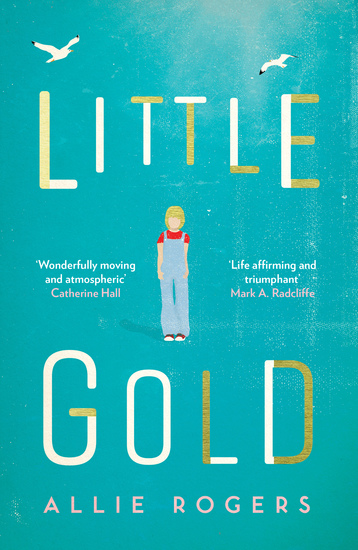 Little Gold: Coming of Age Novel in 1980s Brighton - cover