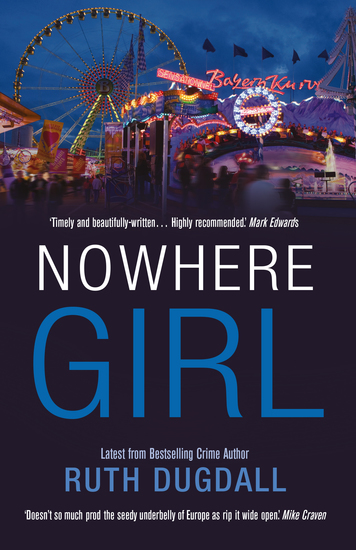 Nowhere Girl - Page-Turning Psychological Thriller Series with Cate Austin - cover