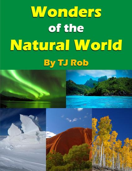 Wonders of the Natural World - Wonders of the World - cover