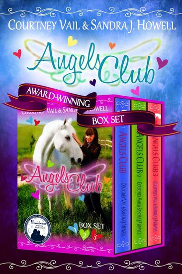 Angels Club Box Set - Angels Club - cover
