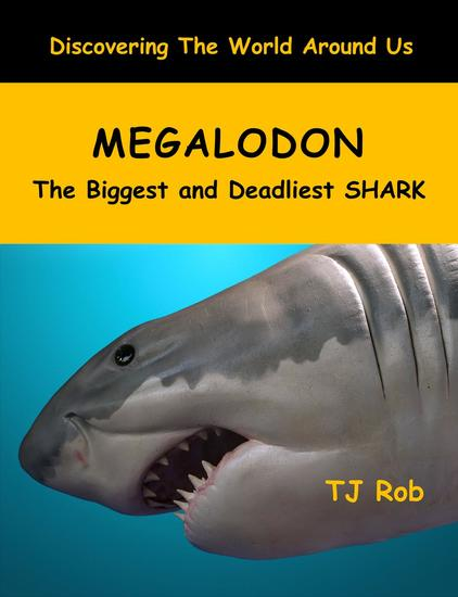 Megalodon - Discovering The World Around Us - cover