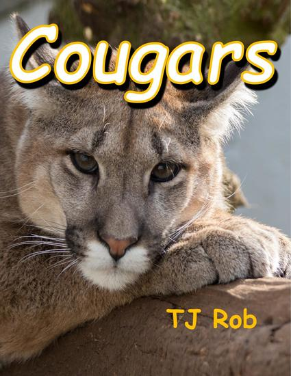 Cougars - Discovering The World Around Us - cover