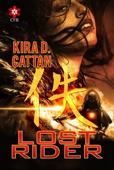 Lost Rider - cover