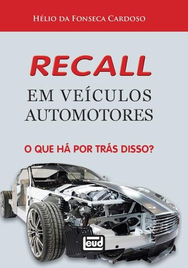 Recall em Veículos Automotores - cover